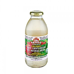 BRAGG Organic Apple Cider Vinegar, 16oz