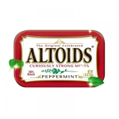 Altoids Peppermint, 1.76oz