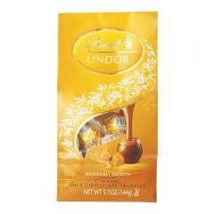 Lindt Lindor Caramel Chocolate Truffles, 5.1oz
