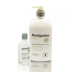 Amlactin body lotion, 20OZ+2OZ
