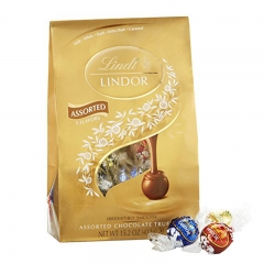 Lindt Lindor Assorted Chocolate Truffles, 15.2oz