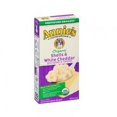 Annie's Organic Shells & White Cheddar, 6oz