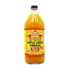 BRAGG Organic Apple Cider Vinegar, 32oz
