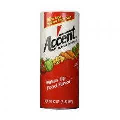 Accent Flavor Enhancer, 32oz