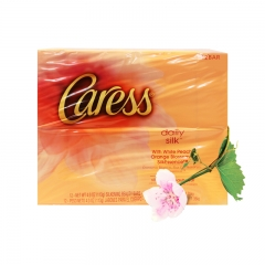 Caress Daily Silk Beauty Bar, 4OZ*12bar