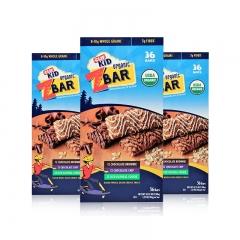 Clif Kid Organic Z Bar Variety, 36pk