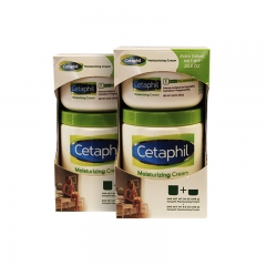 Cetaphil Moisturizing Cream 2 Pack 28.8Oz Total
