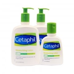 Cetaphil Moisturizing Lotion 2X20OZ+4OZ