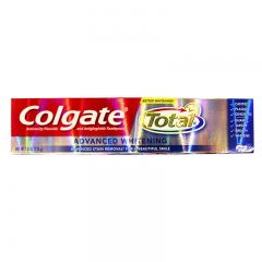 Colgate Total Advanced Whitening Toothpaste, 8oz