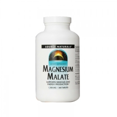 Source Naturals Magnesium Malate, 1250mg