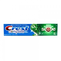 Crest Complete Scope Toothpaste, 8.2oz