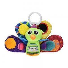 Lamaze Jacque the Peacock play and grow