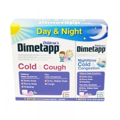 Children's Dimetapp Cold&Cough/Congestion x3pk