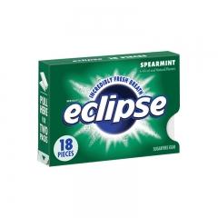 Eclipse Gum Spearmint 18pcs