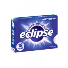 Eclipse Gum Winterfrost, 18pcs