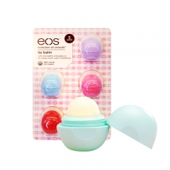 eos Evolution of Smooth Lip Balm, 5pk