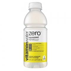 Glaceau Vitamin Water Zero Squeezed Lemonade