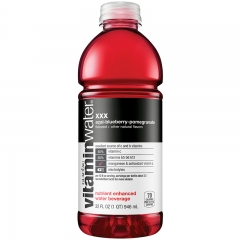 Glaceau Vitamin Water Zero XXX acai blueberry