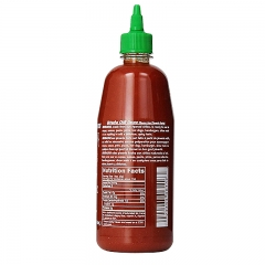 Huy Fong Sriracha Hot Chili Sauce, 28oz