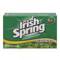 Irish Spring Deodorant Soap, 4oz
