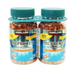 Kirkland Signature Ibuprofen Tablets USP, 200mg*2