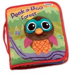 Lamaze Peek A Boo Forest Soft Book