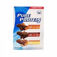 Pure Protein Bar Variety, 18Bars