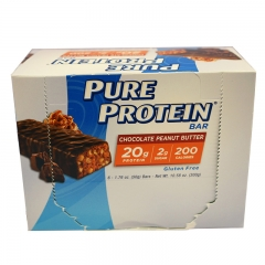 Pure Protein Chocolate Peanut Butter, 6pk