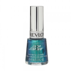 Revlon Top Speed Nail Enamel, Ocean, 0.5 oz