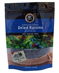 ACFARM Dried Raisins, 9.0 oz