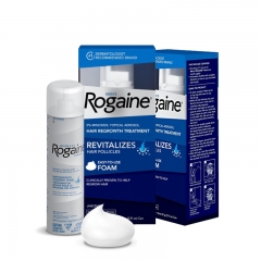 Men's Rogain Foam One Month Supply