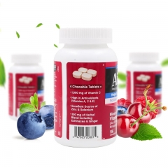 Airborne Blast of Vitamin C Very Berry 116 Tablets