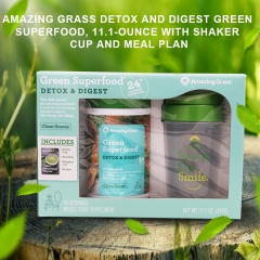 Amazing Grass Detox and Digest Green Superfood