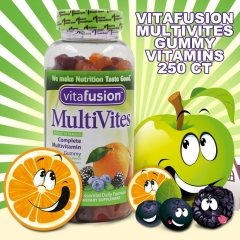 Vitafusion Multivites Gummy Vitamins 250 ct