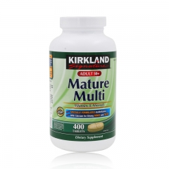 Kirkland Signature Adults 50+ Mature MultiVitamins