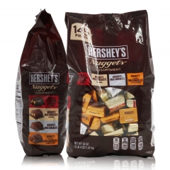 HERSHEY'S Nuggets Chocolates Assortment, 52-Ounce