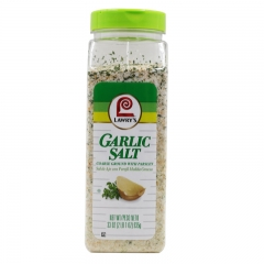 Lawry's Garlic Salt, Coarse Ground with Parsley, 33 Oz