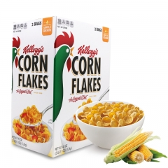 Kellogg's Corn Flakes, 43-Ounce Unit