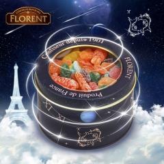 Florent  Twelve Horoscopes Candy Pisces Fish Shaped Fruit Salad Candy