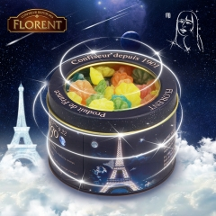 Florent  Twelve Horoscopes Candy Virgo Small Flower Shaped Candy