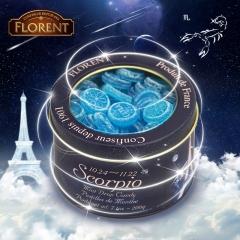 Florent  Twelve Horoscopes Candy Scorpio Mint Drop Candy
