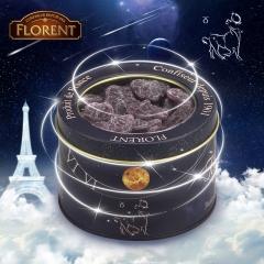 Florent  Twelve Horoscopes Candy Taurus Violet Candy