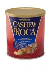 Brown Haley Cashew Roca 10oz Canister (2 Pack) …