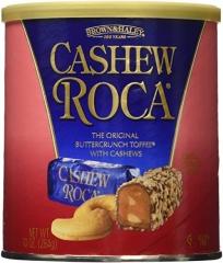 Cashew Roca 10oz Canister