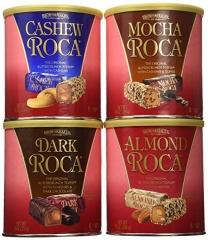 Roca Four flavors