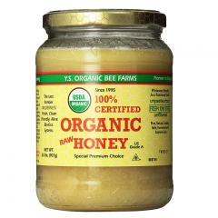 Y.S. ECO BEE FARMS Raw Honey 32oz