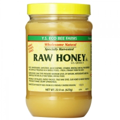 Y.S. ECO BEE FARMS Raw Honey 22oz