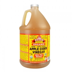 Bragg Organic Apple Cider Vinegar,128oz