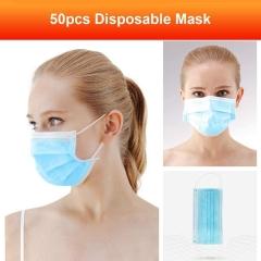 Disposable Face Mask 50PCS